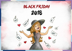 "Аналитика по ""Black Friday 2018"""
